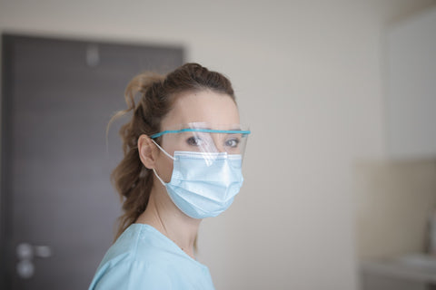workplace drug testing during pandemic PPE