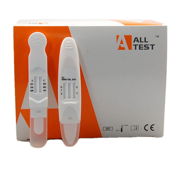 10 drug saliva drug test kits