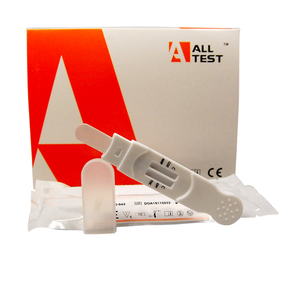 Saliva drug testing kit 4 panel ALLTEST