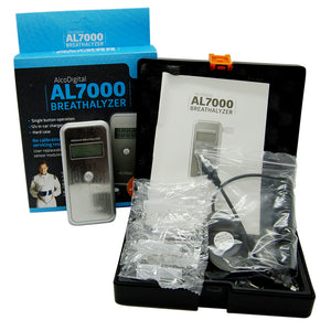 AL7000 digital breathalyser UK