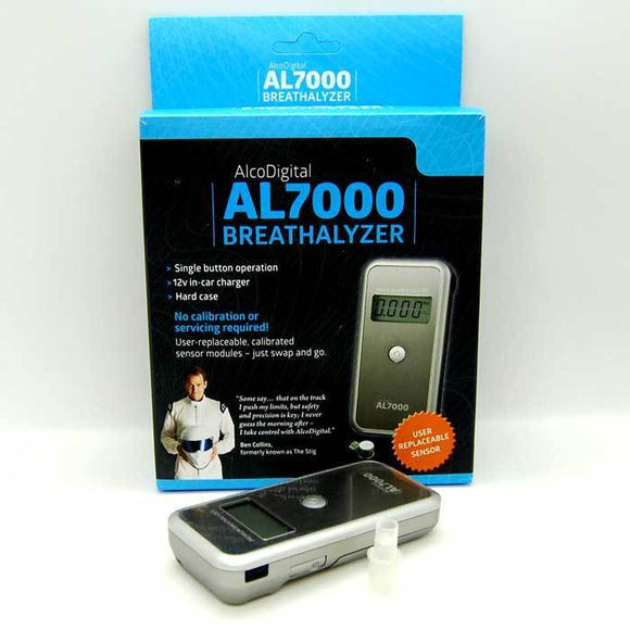 AL7000 Breathalyser mg/L kit