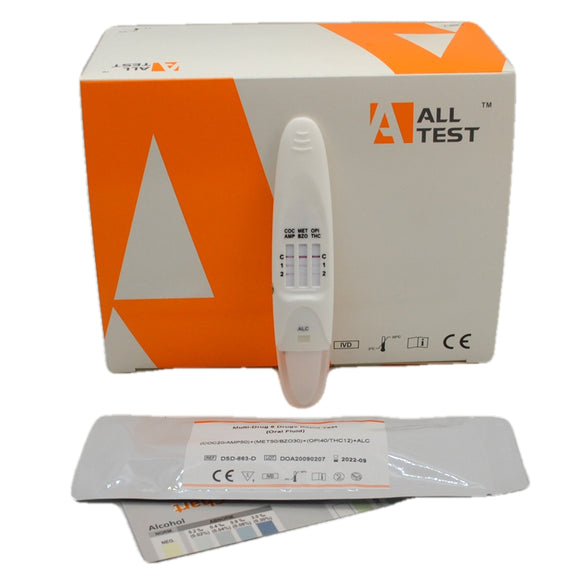 saliva drug testing kits workplace drug testing ALLTEST