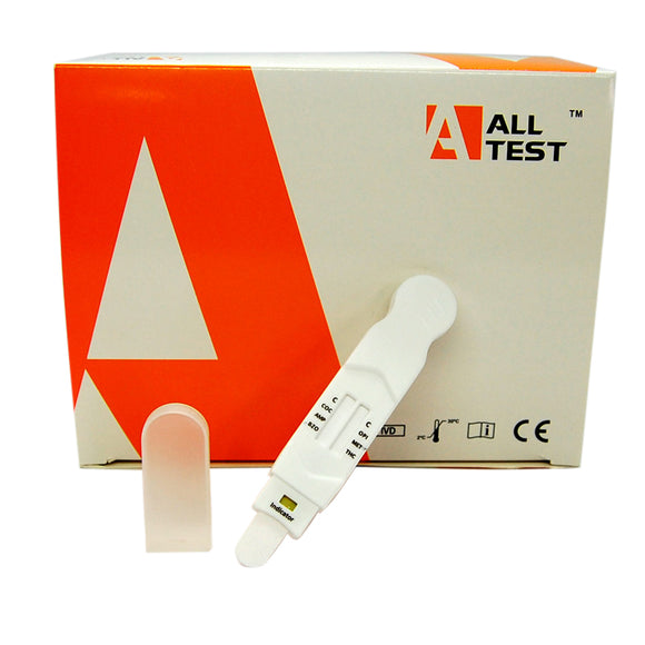 Saliva 6 panel drug test kit ALLTEST