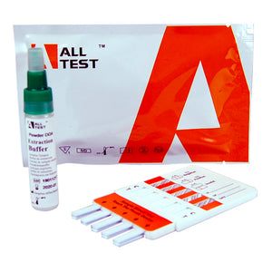 10 drug powder surface wipe drug testing kits