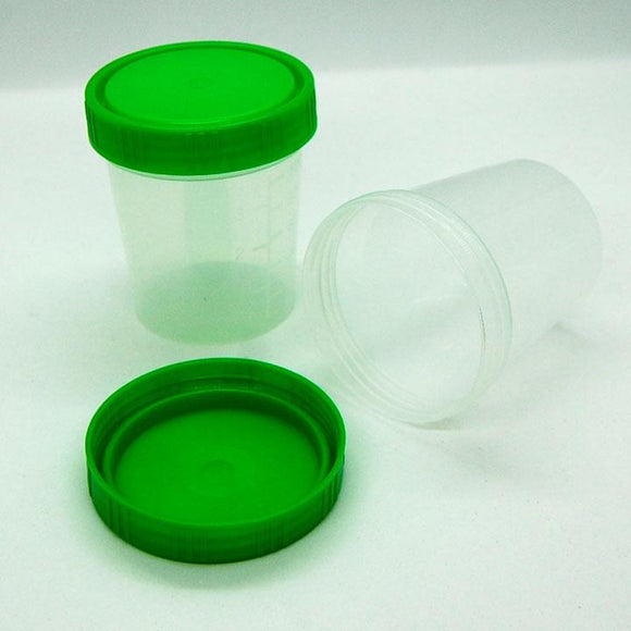 urine collection cups