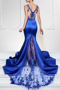 High-End Sexy Evening Dress