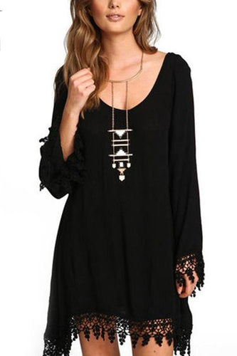 Bohemia Loose Vacation Dress