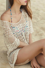 Hollow Sexy Bikini Swimsuit Blouse