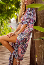 Bohemia Sexy Vacation Dress