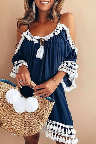Bohemian Casual Dress