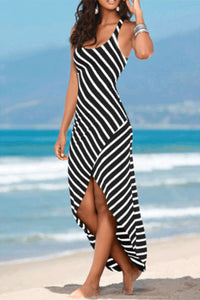Scoop Neck Maxi Dresses
