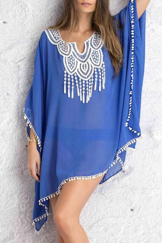 Decorative Lace Tunic