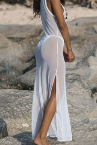 Bohemia Sexy Beach Vacation Dress