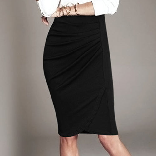 Elegant Self-Cultivation Fish Tail Skirt