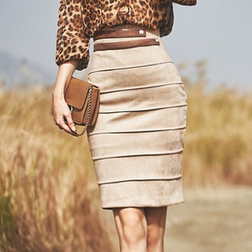 Sexy Fashion Midi Skirt