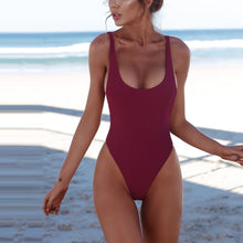 Bikini One-Piece Swimwear
