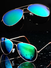 Plain Men And Women Sunglasses