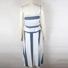 Bohemia Striped Suit Dress