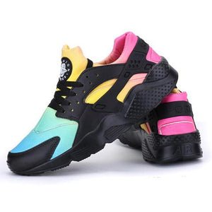 Fashion Breathable Sport Running Shoes