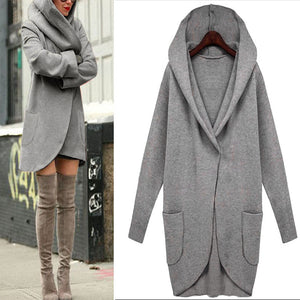 Long Sleeve Fashion Loose Hoodie