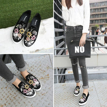 Fashion Round Head Thick Bottom Flat Shoes