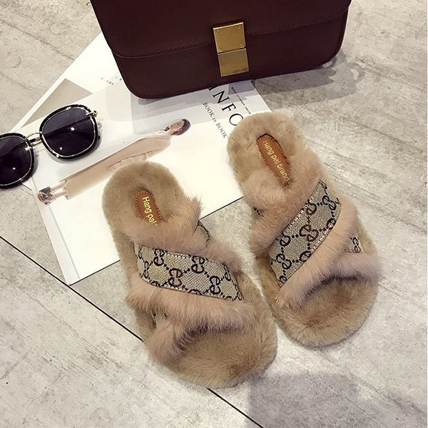 Fashion Printed Slippers
