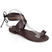 Beach Holiday Open Toe Flat Comfortable Sandals