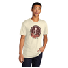 PC Seal / Floral Unisex Cotton Tee