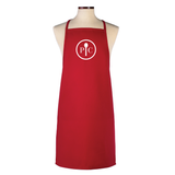 Leaders' Only Deluxe Red Apron