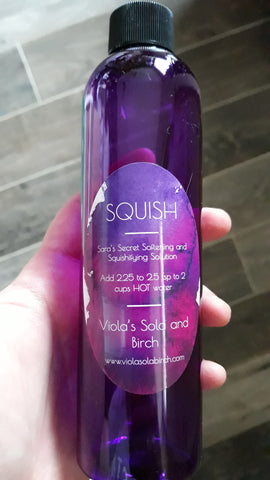 Sara's Secret Sola Softening and Squishifying Solution
