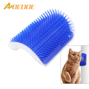 ABEDOE Pet Cat Dog Deshedding Brush Tool Hair Removal Brush Comb for Animals Pet Grooming Dogs Cleaning Brush Hair