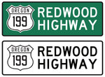 RH Bumper Stickers