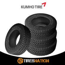 (1) New Kumho AT51 Road Venture AT LT225/75R16 115/112R All-Terrain Tire