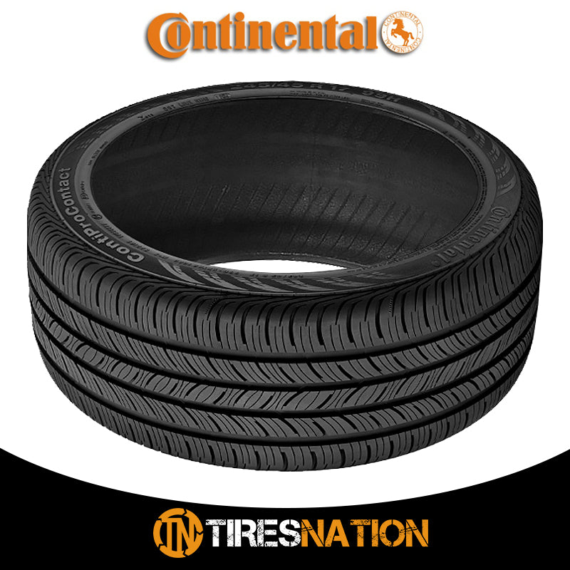 (1) New Continental ContiProContact 275/45/18 103H All-Season Grand Touring Tire