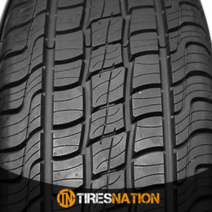 (1) Mastercraft Courser HSX Tour 235/55R20 All Season Performance Tires