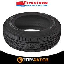 (2) New Firestone Destination LE 2 P245/75R16 109T Highway All-Season Tire