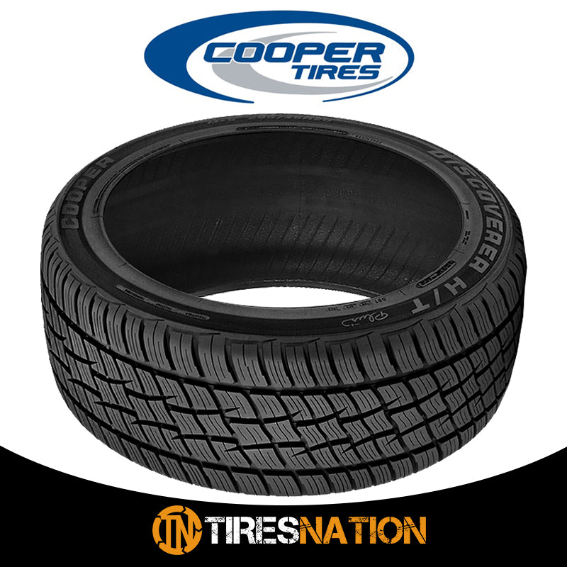 (1) New Cooper Discoverer H/T Plus 275/60R20XL 119T Tires