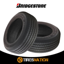 (2) Bridgestone DUELER HT 684 II 275/65R18 114T All Season Performance Tires