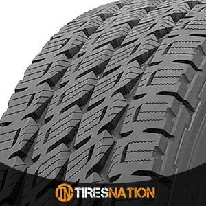 (1) New Nitto Dura Grappler LT265/75R16/10 123/120Q Tires