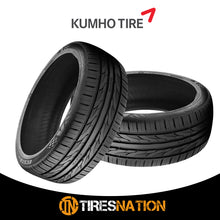 (1) New Kumho Ecsta PA51 205/50R17XL 93W Tires