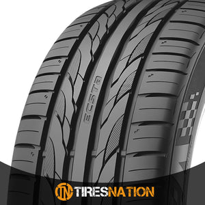 (1) New Kumho Ecsta PA51 205/55R16 91W Tires