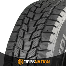 (1) New Cooper Evolution Winter 255/55R20XL 110T Tires
