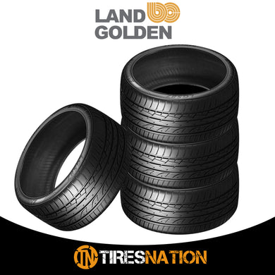 (4) New Land Golden LGS87 265/40ZR22 Tires