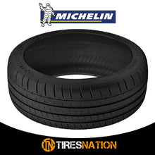 (1) New Michelin Pilot Super Sport 245/35ZR20XL (95Y) Tires