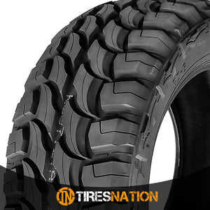 (1) New RDR Red Dirt Road RD-6 33X12.50R22LT 109Q 10PR All Terrain MT Mud Tires