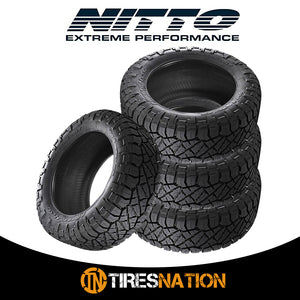 (1) New Nitto Terra Grappler 265/70/16 112S All-Terrain All-Season Tire