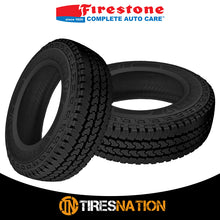 (1) New Firestone Transforce HT 9.5/0/16.5 121/117R Highway  Traction Tire