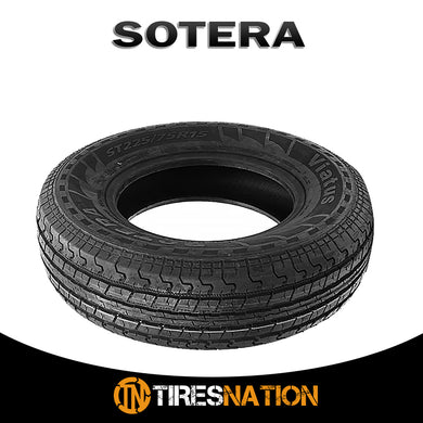 (1) New SOTERA Viatus 215/75/14 102/98L Trailer Radial Tire