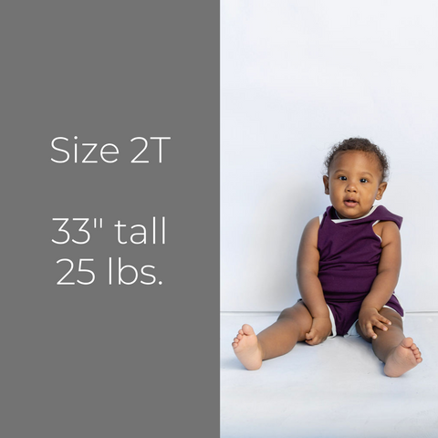 Hooded Tanks - Size 2T