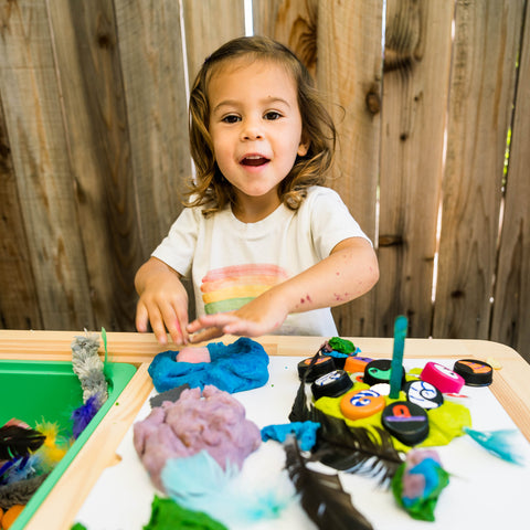 Open Ended Craft Activities That Make Kids Smile